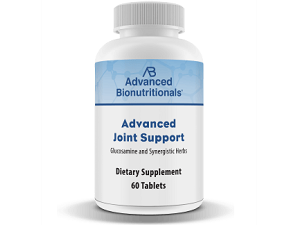 bottle of Advanced Bionutritionals' Advanced Joint Support