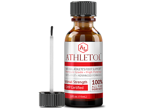 bottle of athletol