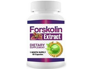 bottle of Forskolin Diet Dr.