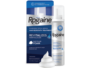 bottle of Men's Rogaine