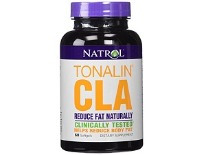 bottle of Natrol Tonalin CLA