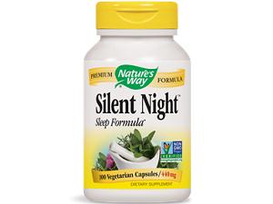 Nature S Way Silent Night Ingredients