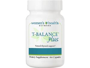 bottle of Women's Health Network T-Balance Plus