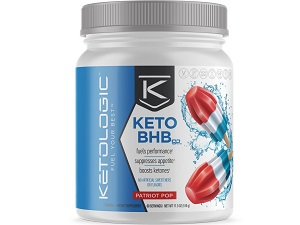 KetoLogic BHB for Weight Loss