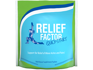 Relief Factor Quickstart bottle
