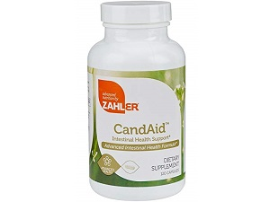 Zahlers CandAid for Yeast Infection