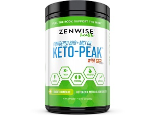 Zenwise Health Keto-Peak for Weight Loss
